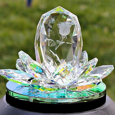 Home Decorações, vidro Estilo simples para Decoração do lar Presentes 1pç