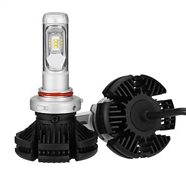 2pcs 9005 لمبات الضوء 25 W Integrated LED 2500 lm 6 LED مصباح الرأس من أجل 2018