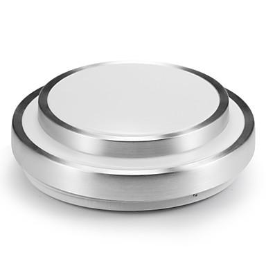 olcso Beltéri lámpák-Mennyezeti lámpa Háttérfény Galvanizált Alumínium LED 90-240 V Meleg fehér / Hideg fehér