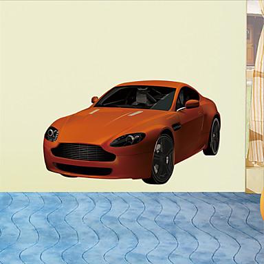 لواصق حائط مزخرفة - لواصق حائط الطائرة أشكال غرفة الجلوس / غرفة النوم / دورة المياه / قابل للنقل / قابل اعادة الوضع