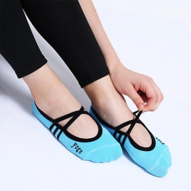 نسائي إصبع القدم الجوارب التنفس إمكانية, Skidproof, يلف العرق من أجل يوغا /