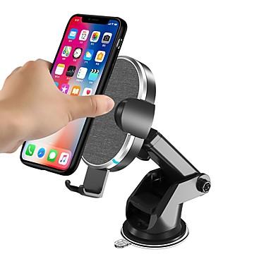 10 w kablosuz hızlı şarj için kablosuz destek iphone xs iphone xr xsmax iphone 8 samsung s9 artı s8 not 9 veya dahili qi alıcısı akıllı telefon