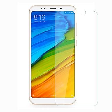 Недорогие Защитные плёнки для экранов Xiaomi-XIAOMIScreen ProtectorXiaomi Redmi 5 Plus Уровень защиты 9H Защитная пленка для экрана 1 ед. Закаленное стекло
