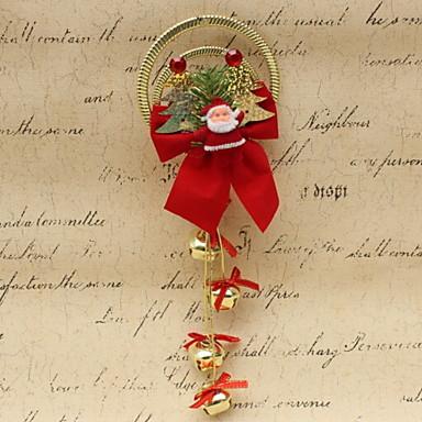 عيد الميلاد الحلي عطلة قماش Cube حداثة زينة عيد الميلاد