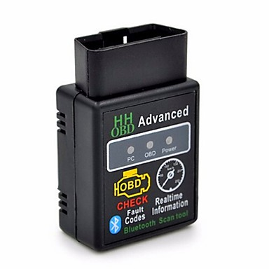 voordelige Autogereedschap & -apparatuur-hhobd koppel android bluetooth obd2 wireless can bus scanner interface-adapter