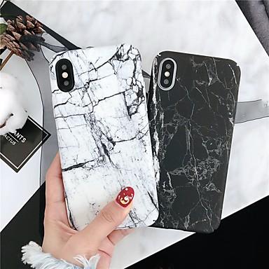 غطاء من أجل Apple iPhone X / iPhone 8 Plus / iPhone 8 نموذج غطاء خلفي حجر كريم قاسي الكمبيوتر الشخصي
