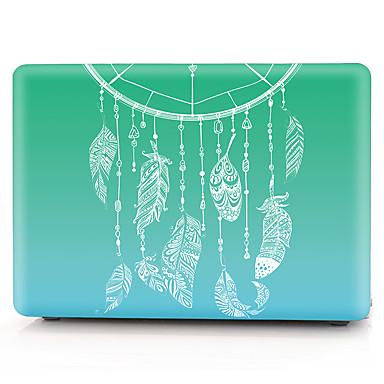 MacBook Slučaj Cvijet / Prijelaz boje PVC za MacBook Pro 13
