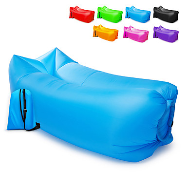 21grams Air Sofa Inflatable Sleep Lounger Bed Outdoor Spring Summer Fall Waterproof Portable Fast Design Ideal Couch Nylon Camping