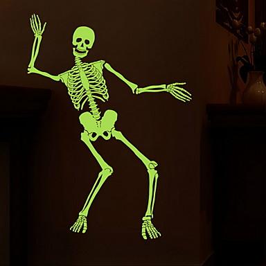 لواصق حائط مزخرفة - لواصق Halloween داخلي