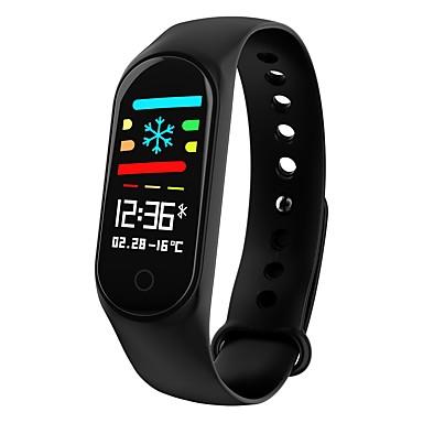 رخيصةأون ساعات ذكية-m3s الذكية معصمه بلوتوث اللياقة البدنية تعقب دعم دعم / القلب رصد معدل الرياضة للماء smartwatch متوافق مع فون / سامسونج / الروبوت الهواتف