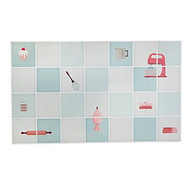 لواصق حائط مزخرفة - لواصق حائط الطائرة أشكال مطبخ
