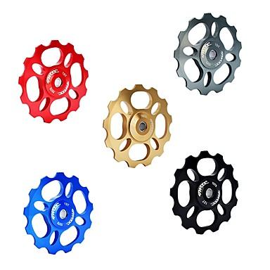 hesapli Derailleurs-Vites değiştiricilerinin Uyumluluk Yol Bisikleti / Dağ Bisikleti Alüminyum 7075 Aşınmaz / Giyilebilir / 7075 Aluminyum Alaşım Bisiklet Koyu Gri Kırmzı Mavi