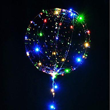 Globo Transparente LED Boda Cumpleaños Año Nuevo Fiesta de Navidad decoración de luz en el Reino Unido