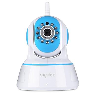sannce® 2.0 النائب 1080p الملكية الفكرية الكاميرا اللاسلكية في اتجاهين الأمن الصوتي لا يدعم بطاقة sd أقصى دعم 64gb