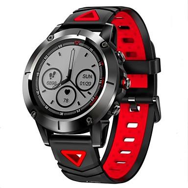 رخيصةأون ساعات ذكية-Bozhuo g01 الرجال سوار smartwatch الذكية الروبوت ios بلوتوث gps للماء القلب رصد معدل قياس ضغط الدم السعرات حرق حرق عداد الخطى ساعة تذكير النوم المقتفي المستقرة