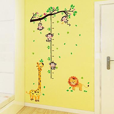 لواصق المرتفعات - ملصقات الحائط الحيوان حيوانات غرفة الجلوس / غرفة النوم / دورة المياه