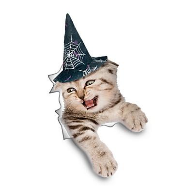 لواصق حائط مزخرفة - لواصق حيوانات / Halloween داخلي