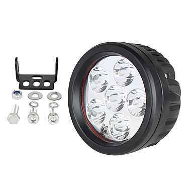 ieftine Lumini de Ceață Mașină-Lights Maker 1 Bucată Mașină Becuri 18 W SMD 3030 6 LED Bec Ceață Pentru Παγκόσμιο Toți Anii