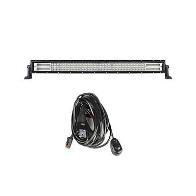 ieftine Becuri De Mașină LED-Lights Maker 1 Bucată Mașină Becuri 480 W SMD 3030 200 LED Lumini exterioare Pentru Παγκόσμιο Toți Anii