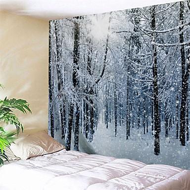 povoljno Zidni ukrasi-Noviteti / Odmor Zid Decor Poliester / 100% poliester Klasik Wall Art, Zidne tapiserije Ukras