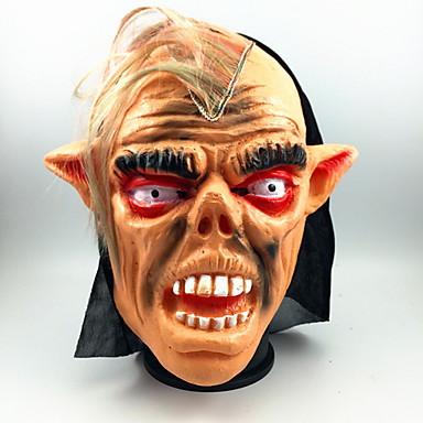 Holiday Decorations Halloween decoraties Halloweenmaskers / Halloween Ondernemen Decoratief / Cool Beige 1pc