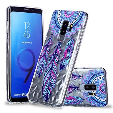 غطاء من أجل Samsung Galaxy S9 / S9 Plus / S8 Plus شفاف / نموذج غطاء خلفي ملاحق الأحلام ناعم TPU