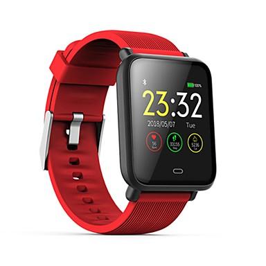 رخيصةأون ساعات ذكية-Q9 الذكية ووتش BT اللياقة البدنية تعقب دعم إخطار / ضغط الدم / رصد معدل ضربات القلب الرياضة بلوتوث smartwatch متوافق فون / سامسونج / هواتف أندرويد