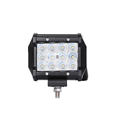 abordables Iluminación para Moto-Lights Maker 1 Pieza Motocicleta / Coche Bombillas 36 W SMD 3030 12 LED Luz Antiniebla Para Universal / motocicletas Todos los Años