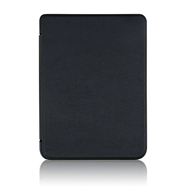 cheap Other Cases-Case For BLU kobo clara HD Shockproof / Auto Sleep / Wake Up Full Body Cases Solid Colored Hard PU Leather