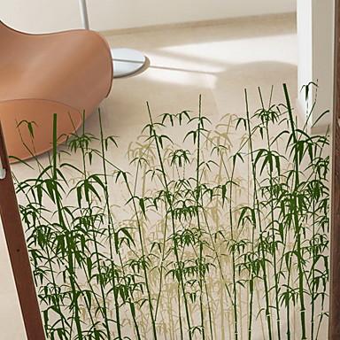 فيلم نافذة وملصقات زخرفة بسيط طباعة PVC ملصق النافذة
