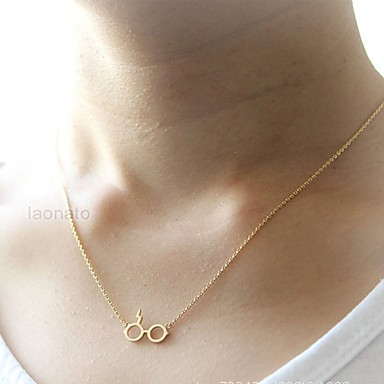 c173f20f152 Women's Pendant Necklace Classic Stylish Creative Ladies Stylish Simple  Classic Alloy Gold Silver 46 cm Necklace Jewelry 1pc For Daily Club 6844684  2019 – ...