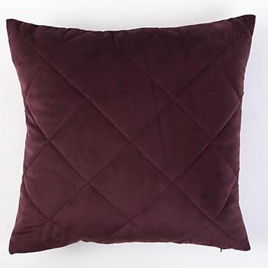 1 kom Polyester Navlaka za jastuk, Jednobojni Klasika Jednostavan Klasik