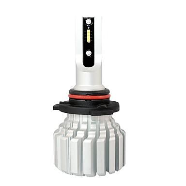 Factory OEM 2pcs 9005 سيارة لمبات الضوء 25 W SMD LED 6800 lm 2 LED مصباح الرأس من أجل فولفو / فولكسواجن / مازدا جميع الموديلات كل السنوات