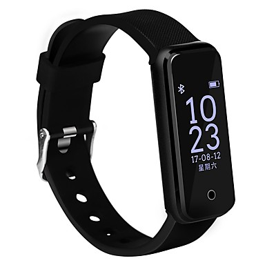COOLHILLS CB-601+ سوار الذكية Android iOS بلوتوث رصد معدل ضربات القلب أصفر فاتح شاشة لمس رمادي داكن مؤقت عداد الخطى تذكرة بالاتصال متتبع النوم تذكير المستقرة / أجد هاتفي / ساعة منبهة / حساس الجاذبية