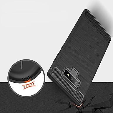 voordelige Galaxy Note 5 Hoesjes / covers-hoesje Voor Samsung Galaxy Note 9 / Note 8 / Note 5 Ultradun Achterkant Effen Zacht TPU