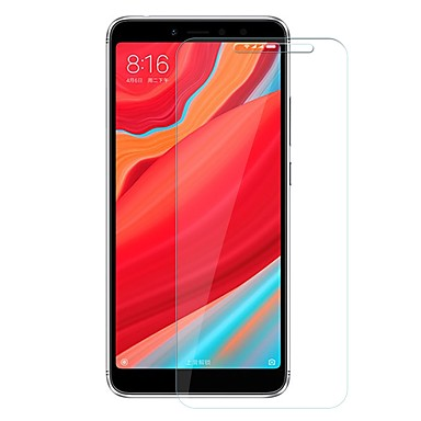 Недорогие Защитные плёнки для экранов Xiaomi-XIAOMIScreen ProtectorXiaomi Redmi S2 Уровень защиты 9H Защитная пленка для экрана 1 ед. Закаленное стекло