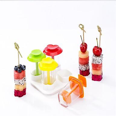 بلاستيك قالب DIY DIY أدوات أدوات الفواكه والخضروات فني أفضل جودة المطبخ الإبداعية أداة أدوات أدوات المطبخ لأواني الطبخ أدوات المطبخ الحديثة 1PC