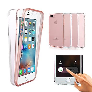 Θήκη Za Apple iPhone XS / iPhone XR / iPhone XS Max Otporno na trešnju / Prozirno Korice Jednobojni Tvrdo PC