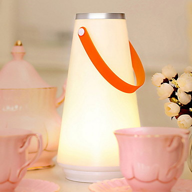 1pc LED noćno svjetlo USB New Design / Dodirni senzor / Kreativan 220-240 V