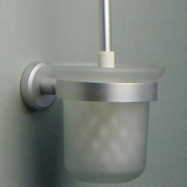Držač wc četke New Design Suvremena Aluminijum 1pc Toilet Brush Holder Zidne slavine