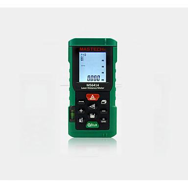 mastech ms6414 digitalni laserski precizni daljinomjer laserski mjerač udaljenosti 40m +/- 2mm područje volumena mjerač udaljenosti trake