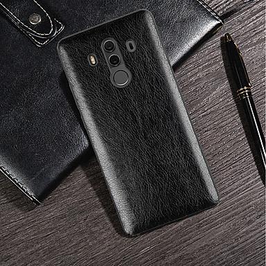 Θήκη Za Huawei Huawei Honor 10 / Huawei Honor 9 Lite / Honor 7C(Enjoy 8) Ultra tanko / Mutno Stražnja maska Jednobojni Mekano PU koža