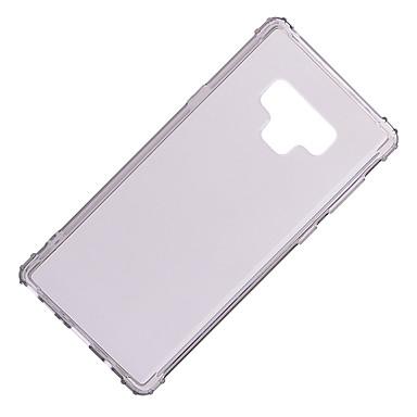 Θήκη Za Samsung Galaxy Note 9 / Note 8 Otporno na trešnju / Translucent Stražnja maska Jednobojni Mekano TPU