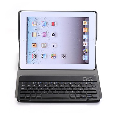 Bluetooth Ured za tipkovnicu Slim Za iPad 2 / iPad 3 / iPad 4 Bluetooth 3.0