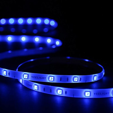 povoljno Smart Lights-xiaomi yeelight ilot01yl 1m 2.1w rgb 24 vodio strip produžetak svjetla plus dc24v