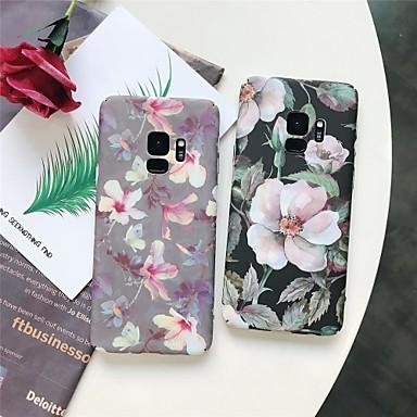 Θήκη Za Samsung Galaxy S9 / S9 Plus / S8 Plus Uzorak Stražnja maska Cvijet Tvrdo PC
