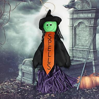 Odmor dekoracije Halloween Dekoracije Halloween Zabavni Ukrasno / Cool Obala / žuta / Zelen 1pc