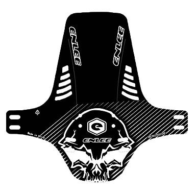 olcso Sárvédők-Bike Fenders Treking bicikli / Mountain bike / összecsukható kerékpár Vízálló / Hordozható / Kerékpár PP - 1 pcs Stétszürke / Zöld / Piros és Fehér