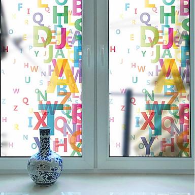 فيلم نافذة وملصقات زخرفة العادي آخر PVC بديع
