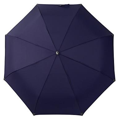 Stof Allemaal Zonnig en Rainy Vouwparaplu
